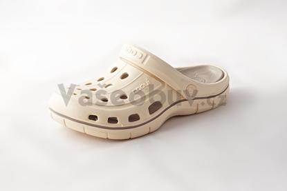 Obrázek Coqui Jumper 6352 Beige/taup sandál