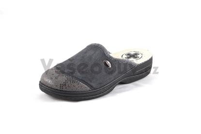 Obrázek Medi Line 553 grey Hallux pantofle