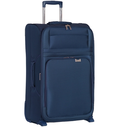 Obrázek Aerolite T9515/3-M Tmavě modrý kufr