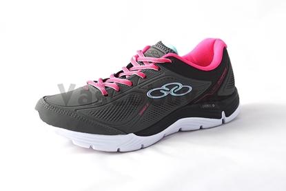 Obrázek Olympikus Spirit 218 Lead/Pink obuv