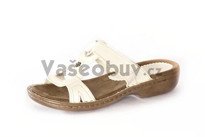 Obrázek ARA pantofle KORSIKA weiss