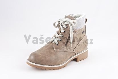 Obrázek Jana 8-26212-29 taupe dámská obuv