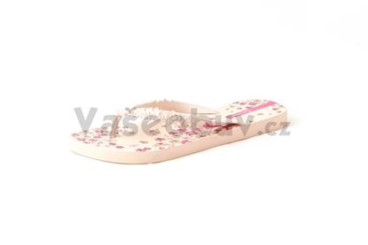 Obrázek Ipanema Fashion floral pink žabky