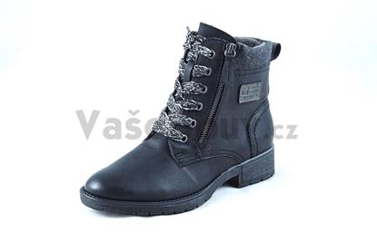 Obrázek Jana 8-25261/21 Black dámská obuv