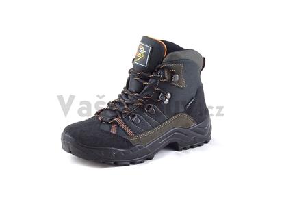 Obrázek JacAlu A2620z41 dámská zimní obuv
