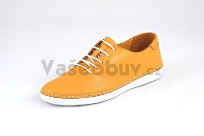 Obrázek Deska 75702 yellow dámská obuv