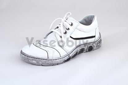 Obrázek Kacper 2-0204 white dámská obuv