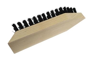 Obrázek Kartáč blátový na boty dřevěný