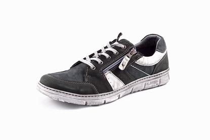 Obrázek Kacper 1-3418 grey pánská obuv