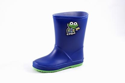 Obrázek Coqui Rainy 8505 blue/lime holinky