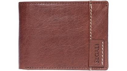 Obrázek Segali 3490 brown peněženka